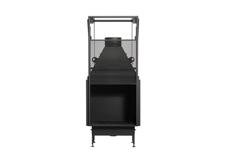 MF 740-75 W BBQ