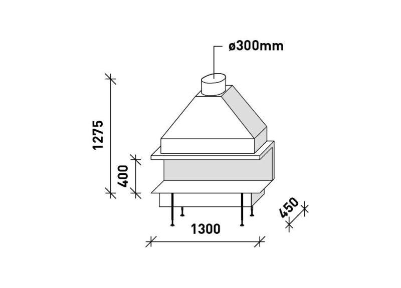 MF 1300-40 G 3S