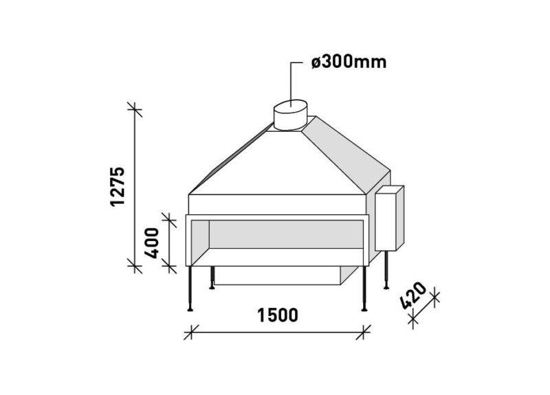 MF 1500-40 G 1S