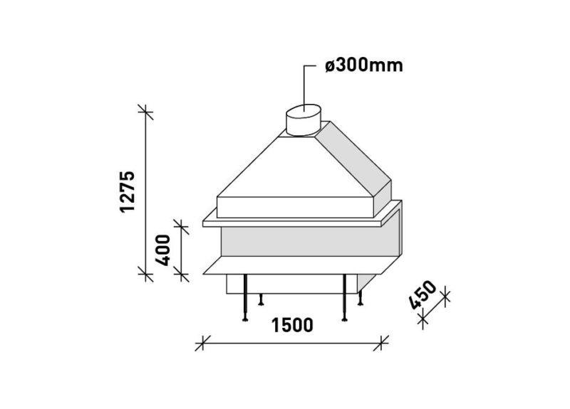 MF 1500-40 G 3S