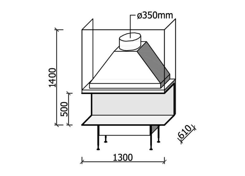 MF 1300-50 W 3S
