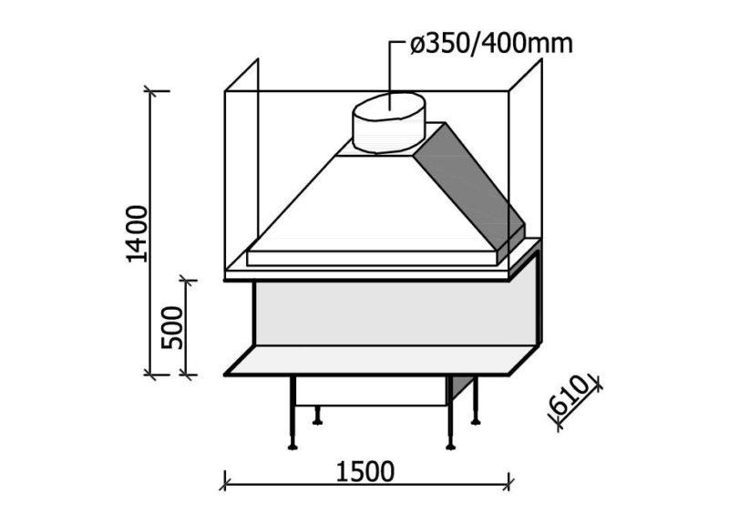 MF 1500-50 W 3S