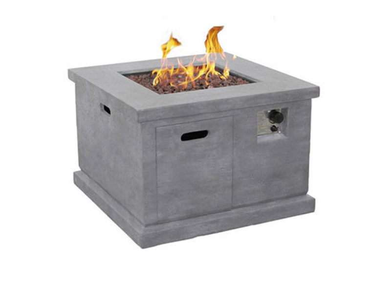 Table 90 outdoor gasfire