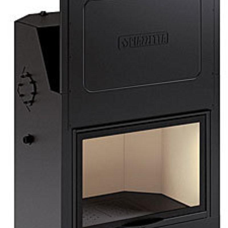 Thermo Boiler MT 361 Wood Burning Firebox