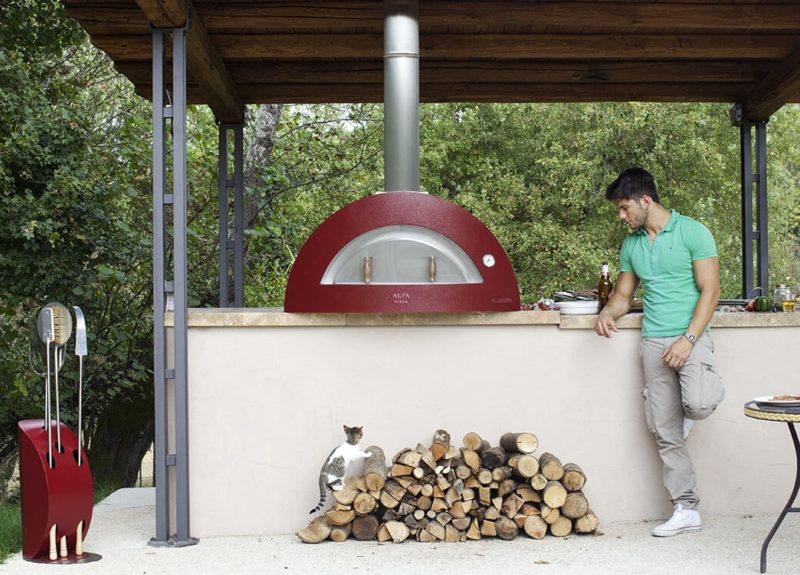 Domestic Wood Oven Alfa Allegro