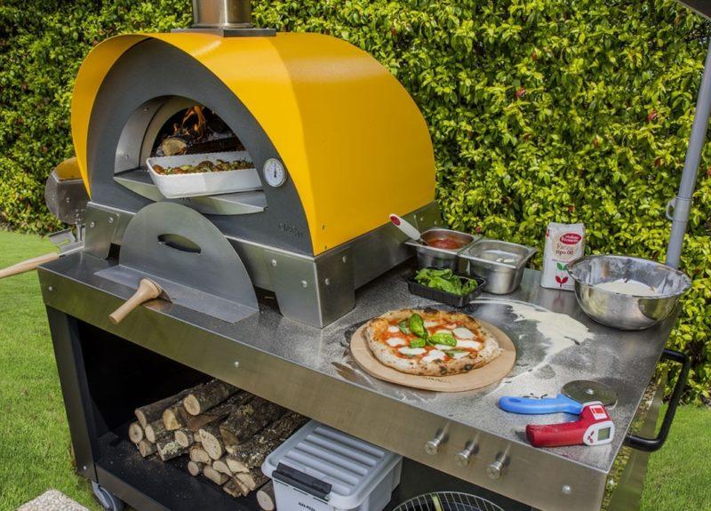 Domestic Wood Oven Alfa Ciao