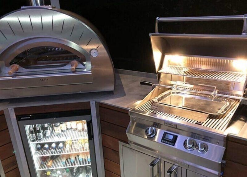 Domestic Wood Oven Alfa Dolce Vita