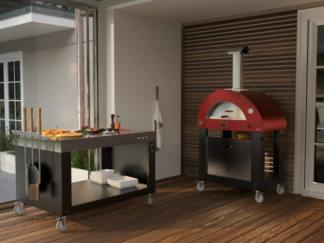 Barbecues - Ovens