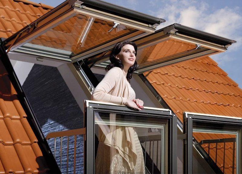 Παράθυρο οροφής