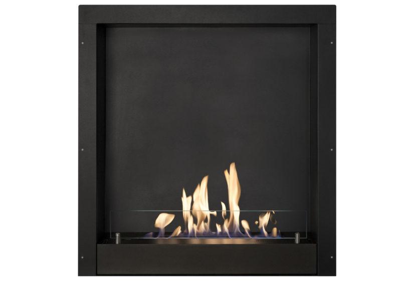 Built-in unit Large. Bioethanol fireplace