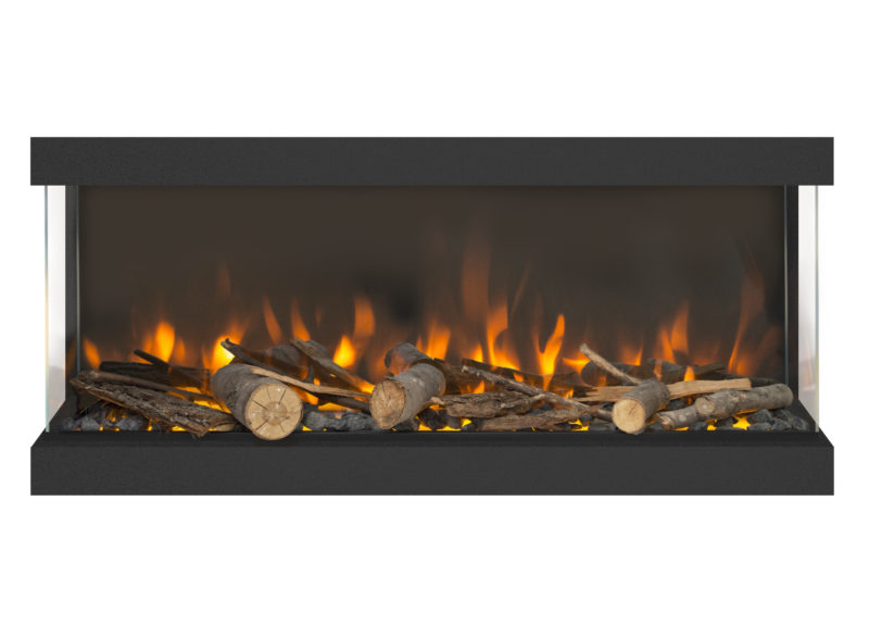 Levico electric built-in fire